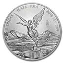 2019 Mexico 5 oz Silver Libertad BU