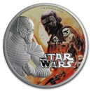 2019 Niue 1 oz Silver $2 Star Wars Rise of Skywalker: Kylo Ren