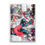 2019 Niue 5 gram Silver $1 Batman Villains Harley Quinn Foil Note