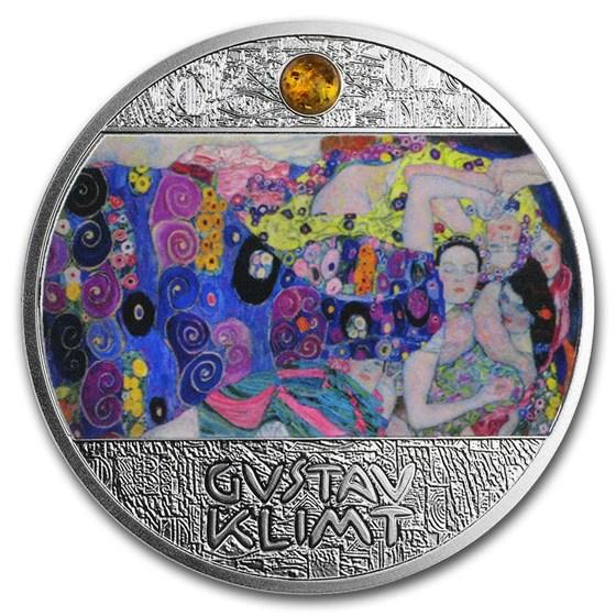 2019 Niue Silver Gustav Klimt The Virgin