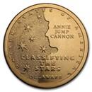 2019-P American Innovation $1 Classifying Stars BU (DE)