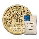 2019-P American Innovation $1 Trustees' Garden ($100 Bag) (GA)