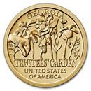 2019-P American Innovation $1 Trustees' Garden BU (GA)