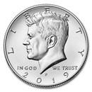 2019-P Kennedy Half Dollar BU