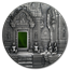 2019 Palau 2 oz Antique Silver Tiffany Art Khmer