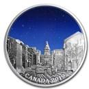 2019 RCM 1 oz Silver $20 Sky Wonders: Light Pillars