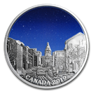 2019 RCM 1 oz Silver $20 Sky Wonders: Light Pillars