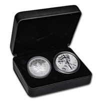 2019 RCM Pride of Two Nations Limited Edition 2-Coin Set