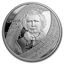 2019 RCM Silver Special Edition Silver Dollar Father of Manitoba