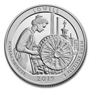 2019-S ATB Quarter Lowell National Historical Park Silver Proof