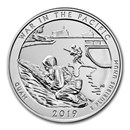2019-S ATB Quarter War in the Pacific Silver Proof