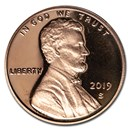 2019-S Lincoln Cent Proof (Red)