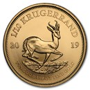 2019 South Africa 1/10 oz Gold Krugerrand