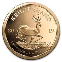 2019 South Africa 1 oz Proof Gold Krugerrand