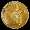 2019 South Korea 1 oz Gold ZI:SIN Scrofa BU