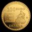 2019 Spain Proof Gold €100 Prado Bicentenary: Meleagrus' Hunt