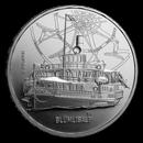 2019 Switzerland Silver 20 CHF Blümlisalp BU
