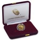 2019-W 1/10 oz Proof American Gold Eagle (w/Box & COA)