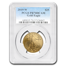 2019-W 1/2 oz Proof Gold American Eagle PR-70 PCGS