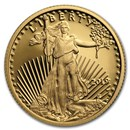 2019-W 1/4 oz Proof American Gold Eagle (w/Box & COA)