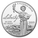 2019-W 1 oz Proof Platinum American Eagle (w/Box & COA)