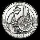 2019-W ATB Quarter Lowell National Historical Park BU