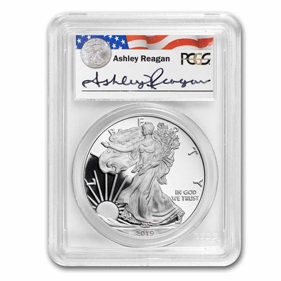 2019-W Proof American Silver Eagle PR-69 PCGS