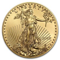 2020 1/10 oz American Gold Eagle BU