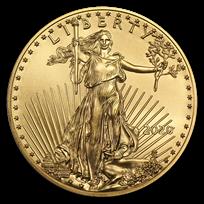 2020 1/10 oz Gold American Eagle BU