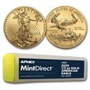 2020 1/2 oz American Gold Eagle (40-Coin MintDirect® Tube)