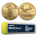 2020 1/2 oz Gold American Eagle (40-Coin MintDirect® Tube)