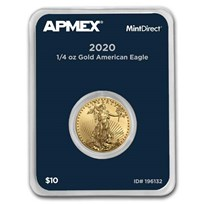 2020 1/4 oz American Gold Eagle (MintDirect® Single)