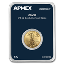 2020 1/4 oz Gold American Eagle (MintDirect® Single)