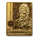 2020 1/4 oz Prf Gold €50 Masterpieces of Museums (Self-Portrait)