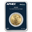 2020 1 oz American Gold Eagle (MintDirect® Premier Single)