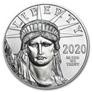 2020 1 oz American Platinum Eagle BU