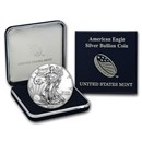 2020 1 oz American Silver Eagle BU (w/U.S. Mint Box)
