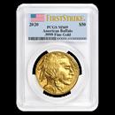 2020 1 oz Gold Buffalo MS-69 PCGS (FirstStrike®)