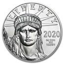 2020 1 oz Platinum American Eagle BU