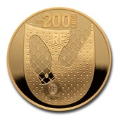 2020 1 oz Proof Gold €200 Excellence Series (Berluti)