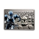 2020 1 oz Silver $2 Star Wars Guards of the Empire - CloneTrooper