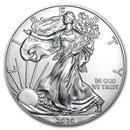 2020 1 oz Silver American Eagle BU