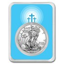 2020 1 oz Silver American Eagle - Calvary Cross
