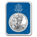 2020 1 oz Silver American Eagle - United States Seal