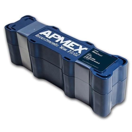2020 100-Coin American Silver Eagle MintDirect® Mini Monster Box