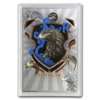 2020 5 gram Silver $1 Note Harry Potter House Banners: Ravenclaw
