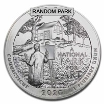 2020 5 oz Silver ATB (Random Park, Scruffy)