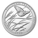 2020 5 oz Silver ATB Tallgrass Prairie National Preserve, KS
