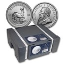 2020 500-Coin South Africa 1 oz Silver Krugerrand Monster Box