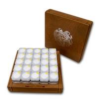 2020 Armenia 500-Coin 1 oz Silver Noah's Ark (Sealed Box)